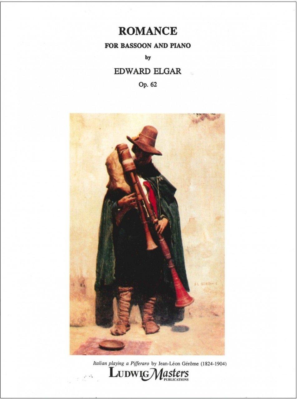 Elgar, Edward: Romance for Bassoon & Piano