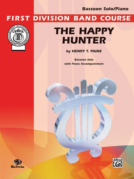 Paine, Henry: The Happy Hunter for Bassoon & Piano