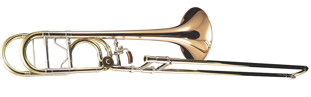 Greenhoe GB4-1G Gold Brass Tenor Trombone