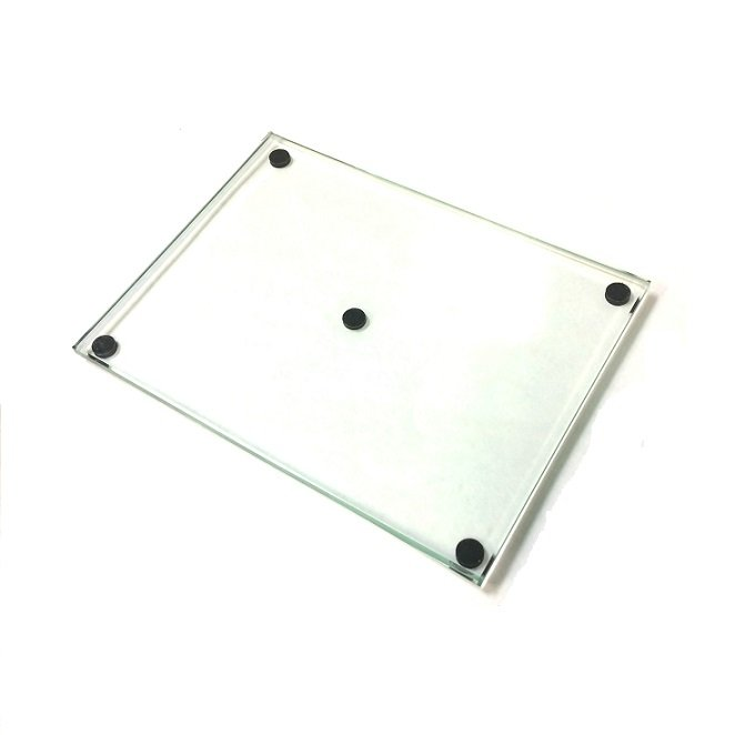 Glass Reed Adjusting Plate