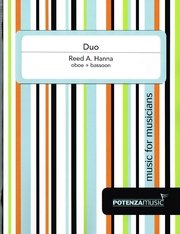 Hanna, Reed: Duo for Oboe & Bassoon