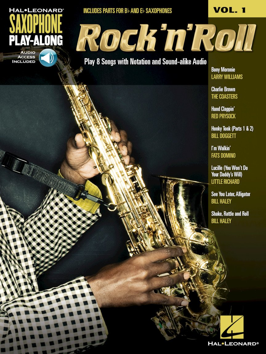 Rock'n'Roll Saxophone Play-Along