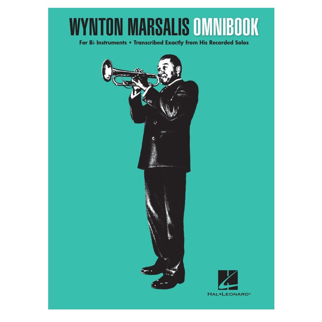 Wynton Marsalis Omnibook for Bb Instruments