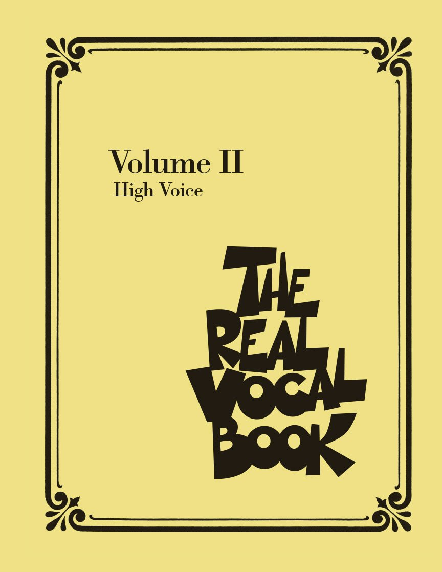 The Real Vocal Book Volume II