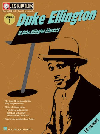 Duke Ellington - 10 Duke Ellington Classics: Jazz Play Along