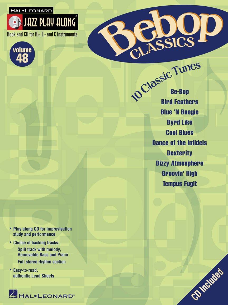 Bebop Classics Jazz Play Along