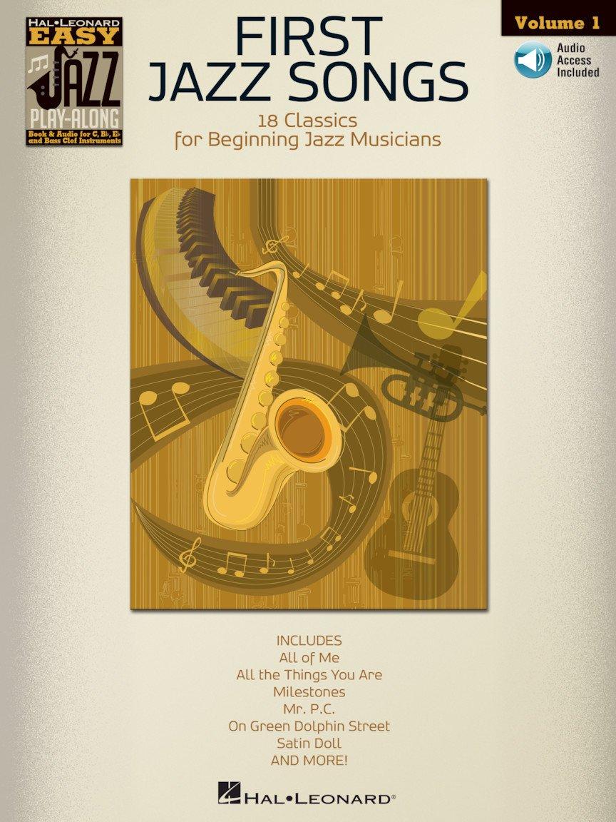 Hal Leonard Easy Jazz Play-Along