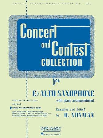 Concert & Contest Collection - Alto Saxophone