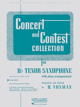 Concert & Contest Collection - Tenor Saxophone