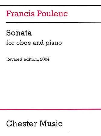 Poulenc, Francis: Sonata for Oboe & Piano