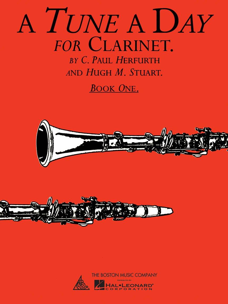 Herfurth, Paul & Hugh Stuart: A Tune a Day for Clarinet