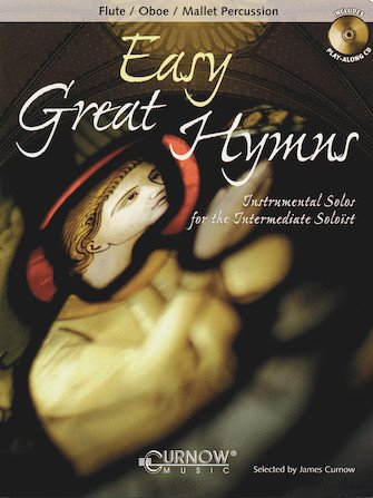 Easy Great Hymns Instrumental Solos