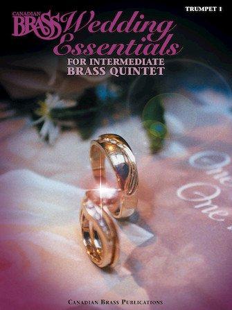 Wedding Essentials for Intermediate Brass Quintet