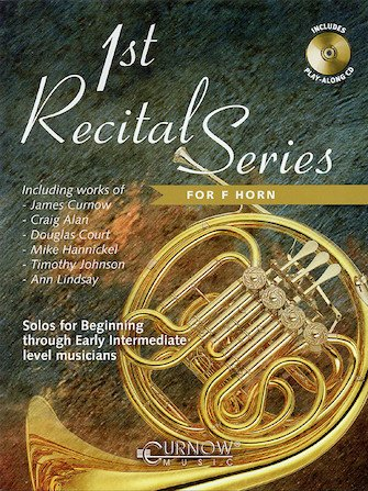 1st Recital Series for F Horn