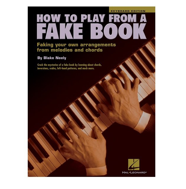 How To Play From A Fake Book - Keyboard Edition