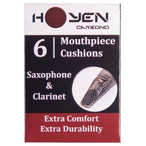 Hoyen Carbono Mouthpiece Patches
