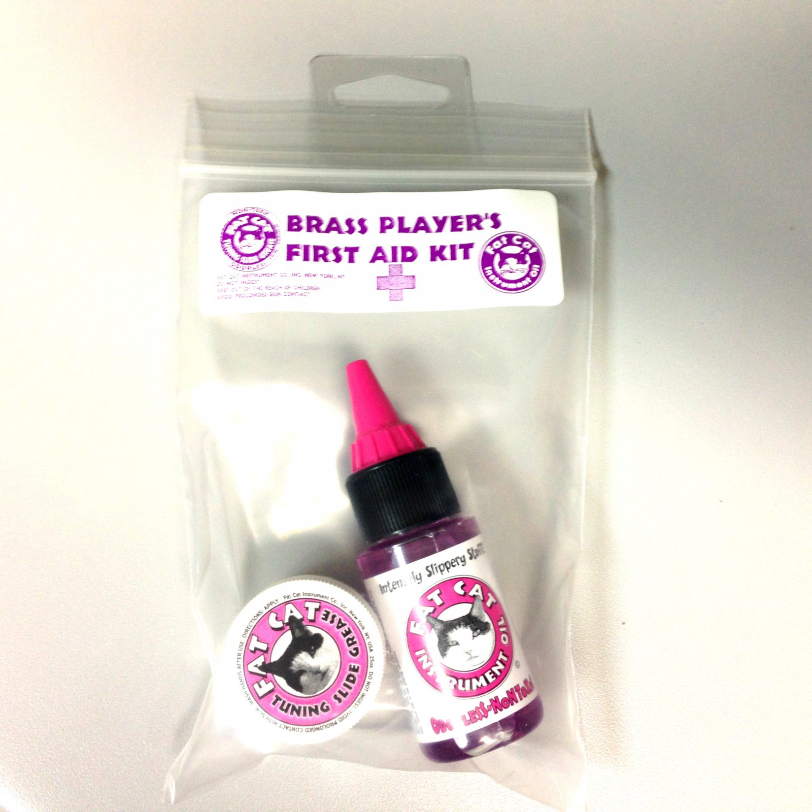 Fat Cat Brass Player's First Aid Kit