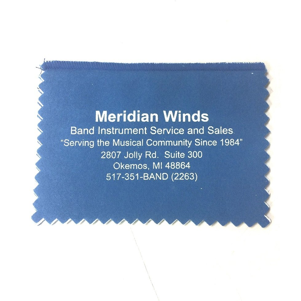 Meridian Winds Polishing Cloth