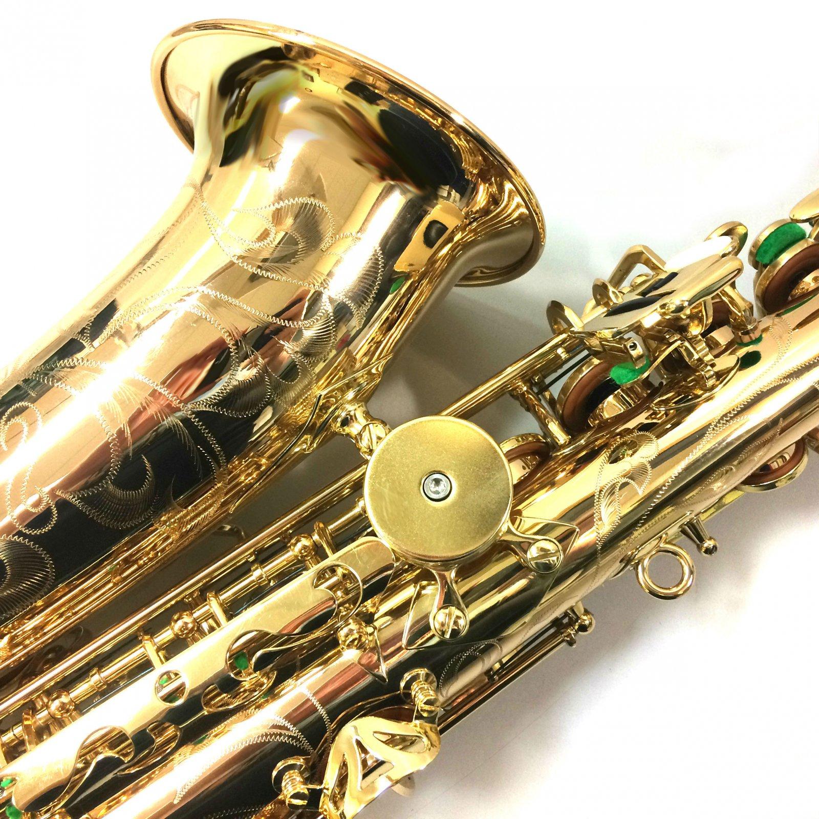 Center Brace Resonance Weights for Selmer Saxophones