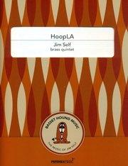 Self, Jim: HoopLA for Brass Quintet