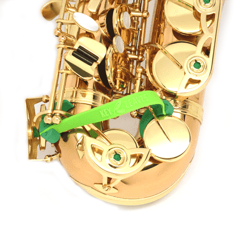 Key Leaves: Saxophone Key Props