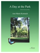 Kurrasch, Ann Marie: A Day at the Park for Bass Clarinet & Piano