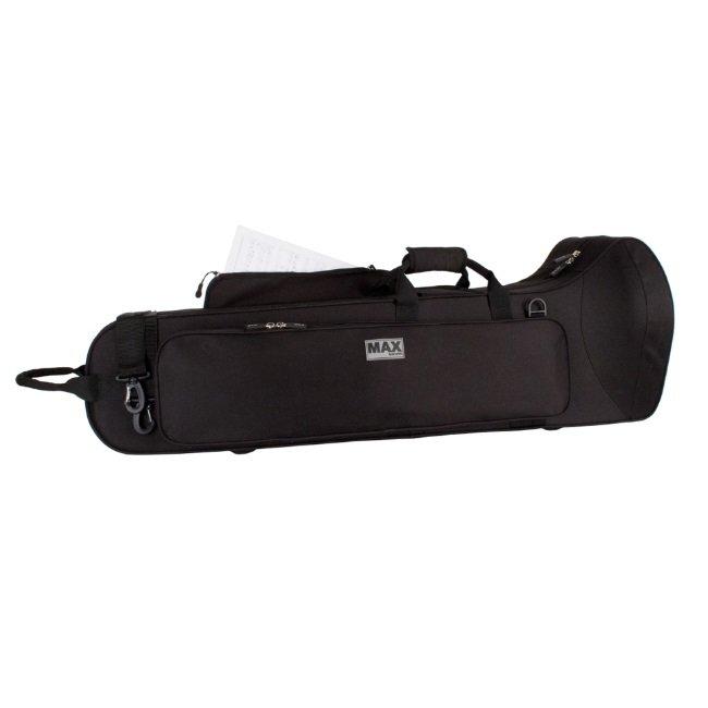 Protec MAX Contoured Tenor Trombone Case - F-Attatchment