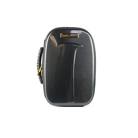 BAM New Trekking Single Bb Clarinet Case - Black Carbon