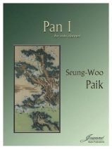 Paik, Seung-Woo: Pan I for Solo Clarinet