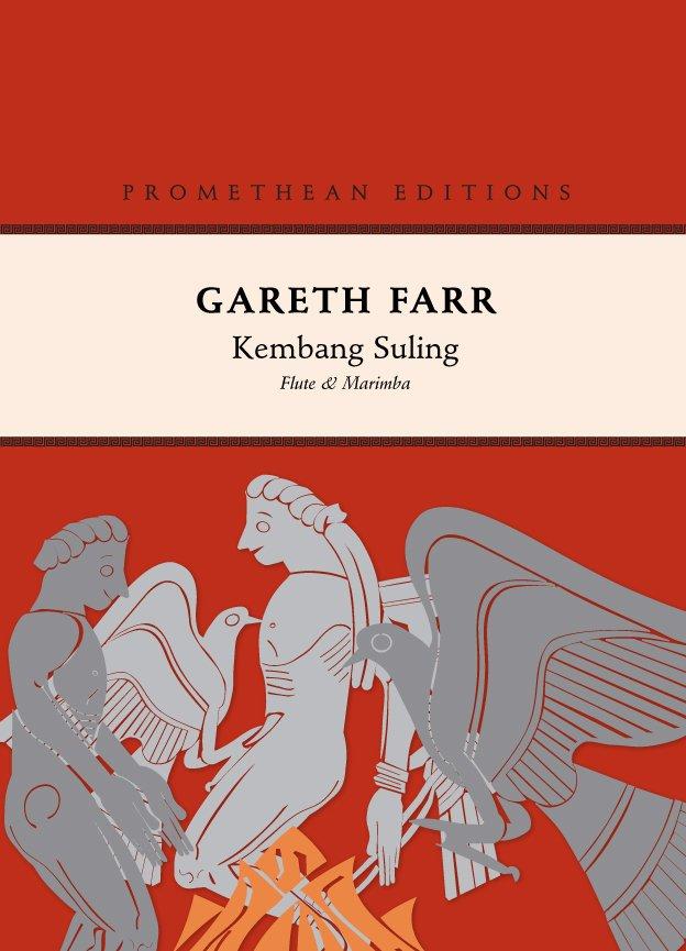 Farr, Gareth: Kembang Suling for Flute & Marimba