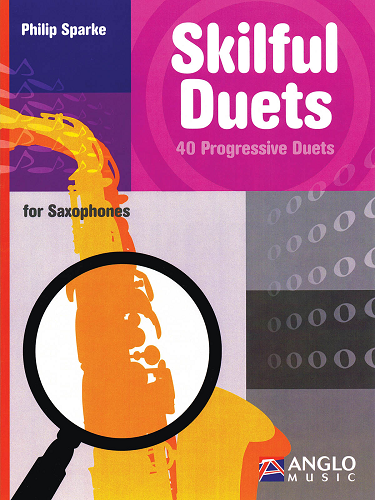 Sparke, Philip: Skilful Duets for Saxophones