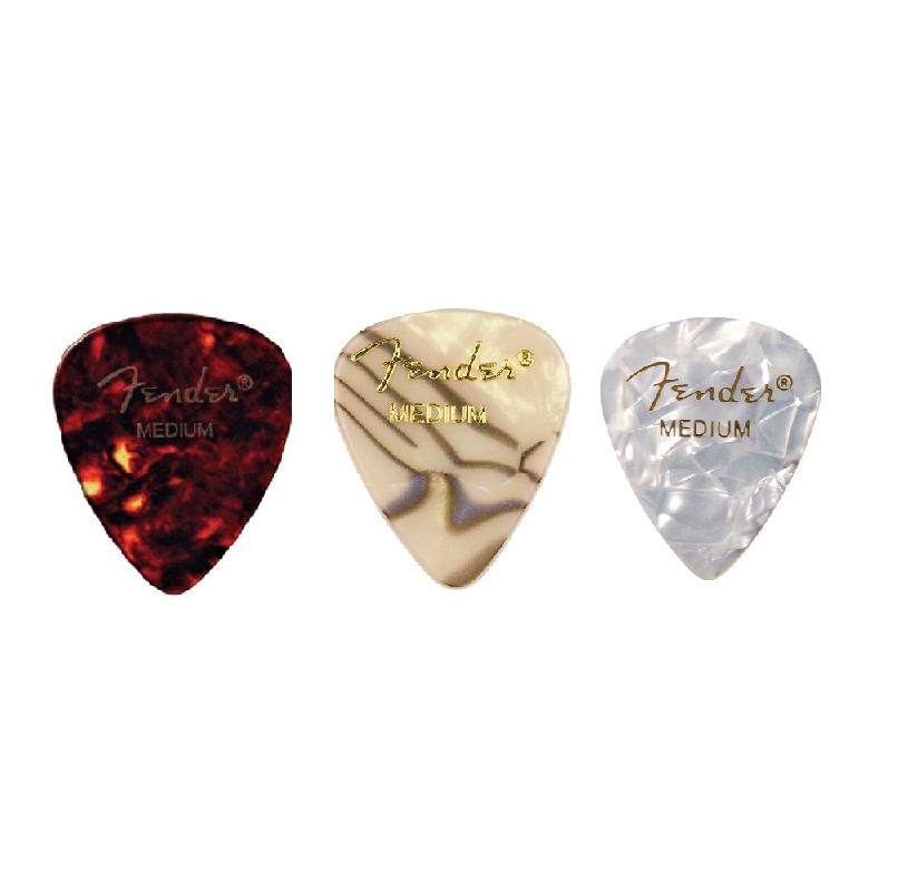 Fender Celluloid Guitar Picks