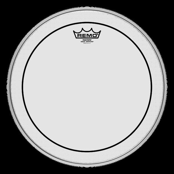 Remo Pinstripe Clear Crimplock Drumhead
