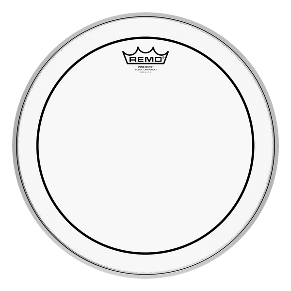 Remo Pinstripe Clear Drumheads 5 Piece ProPack
