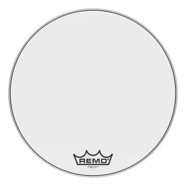 Remo Powermax Ultra White Drumheads
