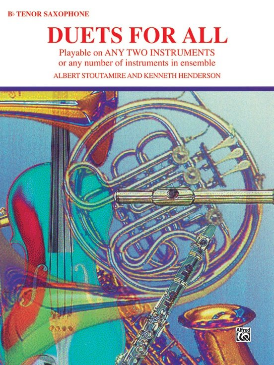 Duets for All: Bb Tenor Saxophone
