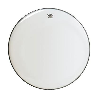 Remo Ambassador Smooth White Bass Drumhead