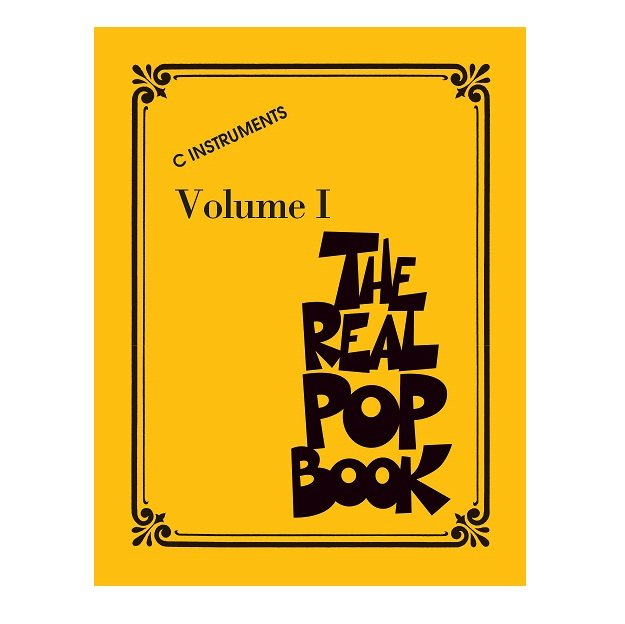 The Real Pop Book Volume I - C Instruments