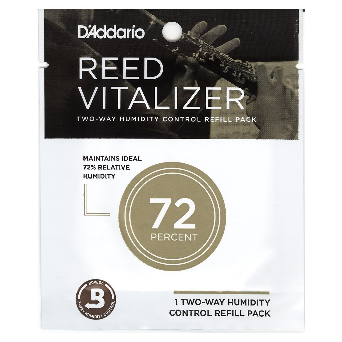 Rico Reed Vitalizer Single Refill Pack