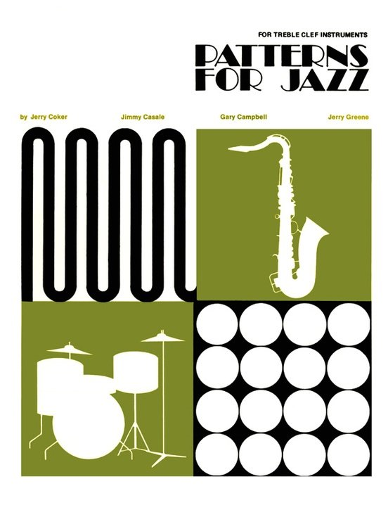 Patterns for Jazz for Treble Clef Instruments