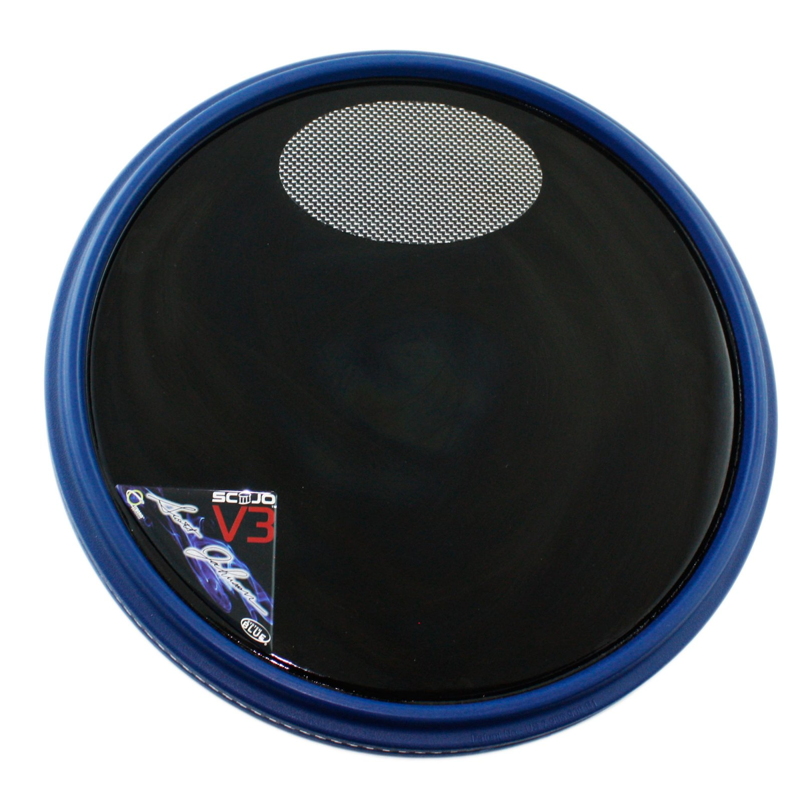 Offworld Percussion Scott Johnson Original Invader 3 Practice Pad