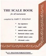 Sullivan, Gary: The Scale Book for All Instruments