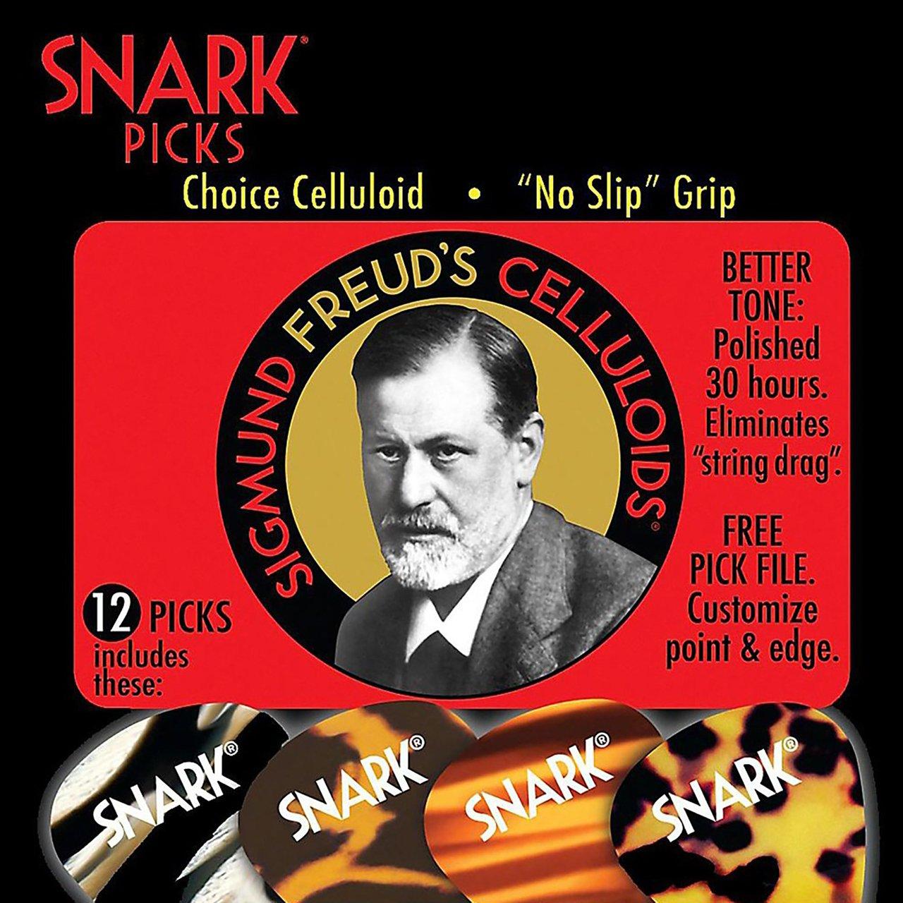Snark Picks Choice Celluloid - Thin .5mm