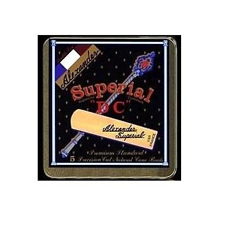 Alexander Superial DC Saxophone Reeds