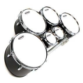 Evans MX White Tenor Drumheads