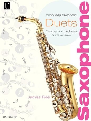Rae, James: Introducing Saxophone - Duets