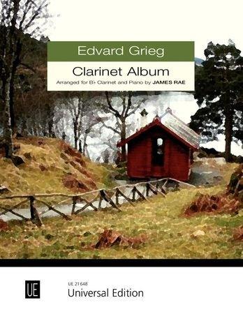 Grieg, Edvard (arr. Rae): Clarinet Album