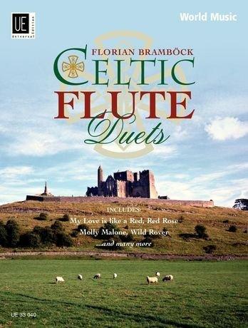 Brambock, Florian: Celtic Flute Duets