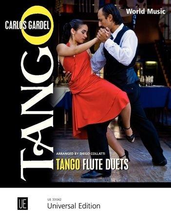 Gardel, Carlos: Tango Flute Duets
