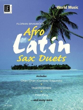 Brambock, Florian: Afro Latin Sax Duets